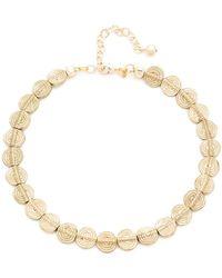 Vanessa Mooney | The Di Rosa Choker Necklace | Lyst