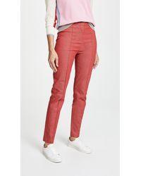 Diane von Furstenberg - High Waist Skinny Jeans - Lyst