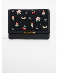 Lizzie Fortunato - Port Of Call Clutch - Lyst
