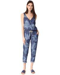 Sol Angeles - Palm Jumpsuit - Lyst