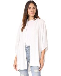 Cupcakes And Cashmere - Bregan Dolman Sleeve Cardigan - Lyst