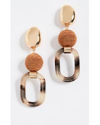 Lizzie Fortunato - Element Earrings - Lyst