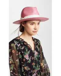 Hat Attack - Panama Continental Hat - Lyst