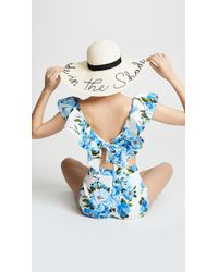 Eugenia Kim - Bunny Made In The Shade Hat - Lyst