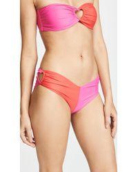 Paper London - Florentine Bikini Bottoms - Lyst