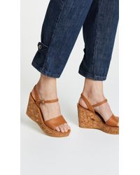 K. Jacques - Sharon Wedges - Lyst