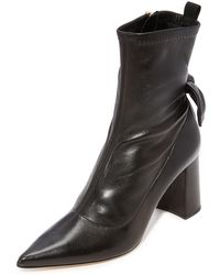 Frances Valentine - Valerie Bow Booties - Lyst
