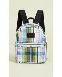 State - Plaid Mini Kane Backpack - Lyst