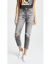 Citizens of Humanity - Liya High Rise Crop Jeans - Lyst