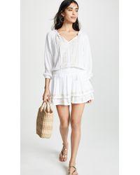 OndadeMar - Short Dress - Lyst
