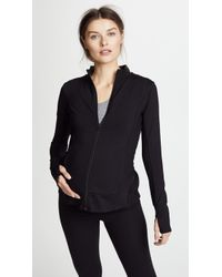 Ingrid & Isabel - Active Side Zip Maternity Jacket - Lyst