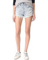 Ksubi - Tongue N Cheek Shorts - Lyst