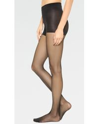 Wolford - Individual 10 Control Top Tights - Lyst
