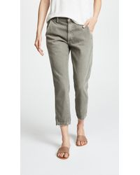 AMO - Slouch Trousers - Lyst
