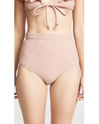 Suboo - Pink Sands High Waisted Bottoms - Lyst