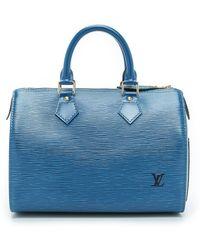 What Goes Around Comes Around - Louis Vuitton Epi Speedy 25 Bag - Lyst