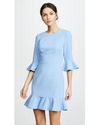 Black Halo - Brooklyn Mini Dress - Lyst