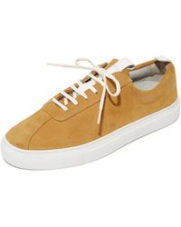 GRENSON | Suede Trainers | Lyst
