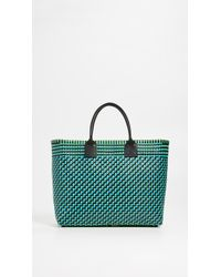 Truss - Large Tote With Leather Handle - Lyst