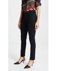 AG Jeans - The Prima Sateen Jeans - Lyst