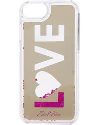 Edie Parker - Iphone 6 / 6s / 7 Case Floating Love - Lyst