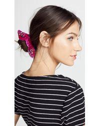 DANNIJO - Chou Chou Studded Hair Tie - Lyst