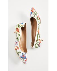 Tory Burch - Elizabeth 40mm Court Shoes - Lyst