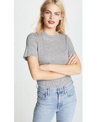 AG Jeans - Grey Boy Tee - Lyst