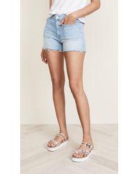 Mother - The Patchie Shorts - Lyst