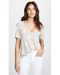 Splendid - Liberty Star T-shirt - Lyst