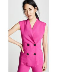 TOME - Tailored Vest - Lyst