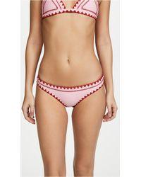 Same Swim - The Cheeky Bikini Bottoms - Lyst