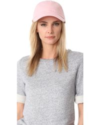 Hat Attack - Canvas Dad Cap - Lyst
