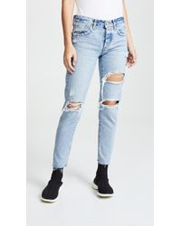 Moussy - Mv Branford Tapered Jeans - Lyst