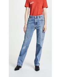 RE/DONE - The Loose Jeans - Lyst