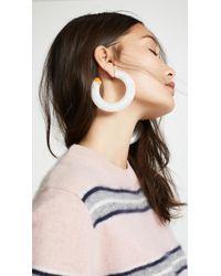 Cult Gaia - Kennedy Earrings - Lyst