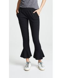 Generation Love - Veronica Flare Leg Joggers - Lyst