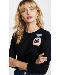 Michaela Buerger - Long Sleeve T-shirt - Lyst