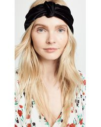 Eugenia Kim - Natalia Velvet Headband - Lyst