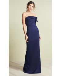 Black Halo - Divina Gown - Lyst