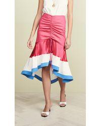92ac0f5a82 Women's Prabal Gurung Maxi skirts On Sale - Lyst