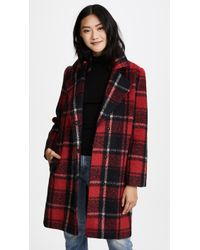 Cupcakes And Cashmere - Allon Front Coat - Lyst
