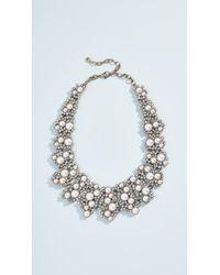 BaubleBar - Updated Kew Collar Necklace - Lyst
