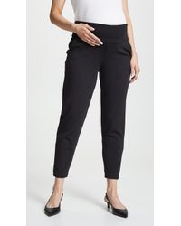 HATCH - High Waisted Ponte Trousers - Lyst
