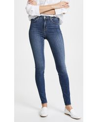 L'Agence - Marguerite Jeans - Lyst