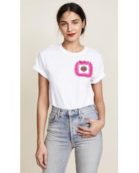 Michaela Buerger - Strawberry Patch Tee - Lyst