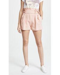IRO - Lalora Shorts - Lyst