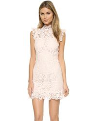 One By - Into The Night Dress - Lyst