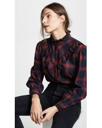 The Fifth Label - Nash Check Shirt - Lyst