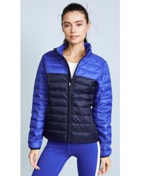 Tory Sport | Packable Down Jacket | Lyst